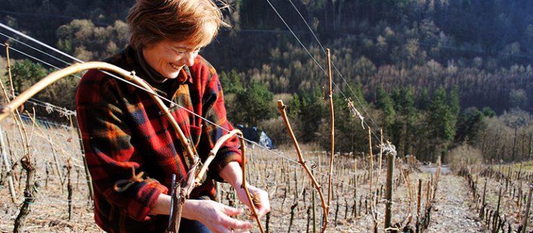 Brigitte Schier Wein Mosel