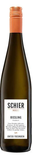 Mosel-Klassiker vom Weingut Schier: Riesling feinherb