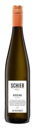 Mosel-Klassiker vom Weingut Schier: Riesling trocken