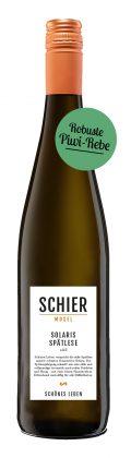Mosel-Besonderheit vom Weingut Schier: Solaris Spätlese süß