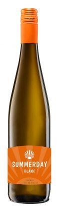 Fruchtig-feinherber Wein vom Weingut Schier: Summerday Blanc